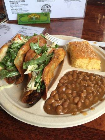 Modena, NY: Duck & Rabbit tacos combo - AMAZING