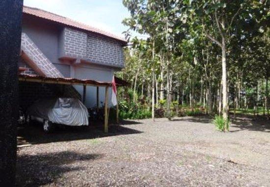 Bedugul, Indonesia: Car Park