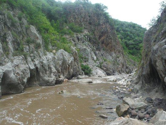 Somoto Canyon Tours: Somoto Canyon in Esteli