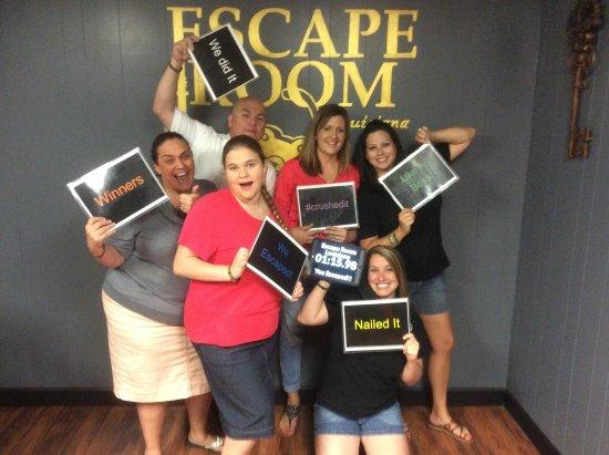 Escape Room Louisiana: photo0.jpg
