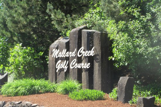 Mallard Golf Course, Lebanon, Oregon