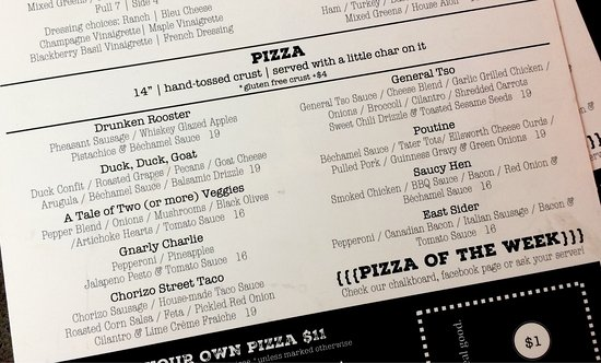East Grand Forks, MN: Always happiness at Up North Pizza! (May 25th 2017)