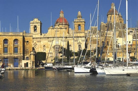 Excursion à Vittoriosa et Senglea...