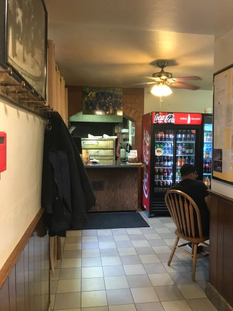 Lawrenceville, NJ: Take out Pick up area