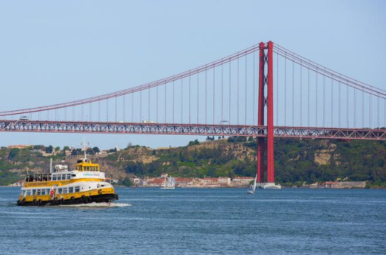 Lisbon Yellow Boat-rundtur med hop on ...