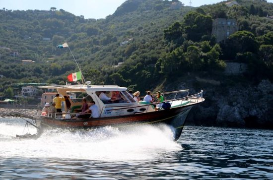 Positano and Amalfi Coast Boat Tour ...