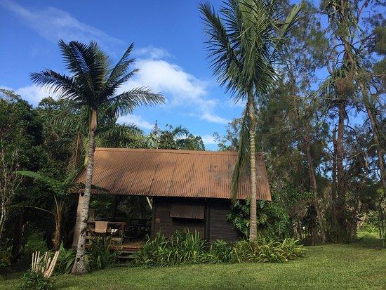 Grande-Terre, Nova Caledônia: bungalow