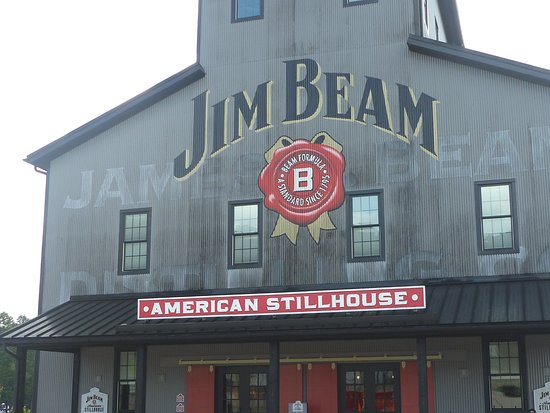 Clermont, KY: Jim Beam Stillhouse