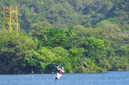 Full-Day Zipline and Kayak Private ...
