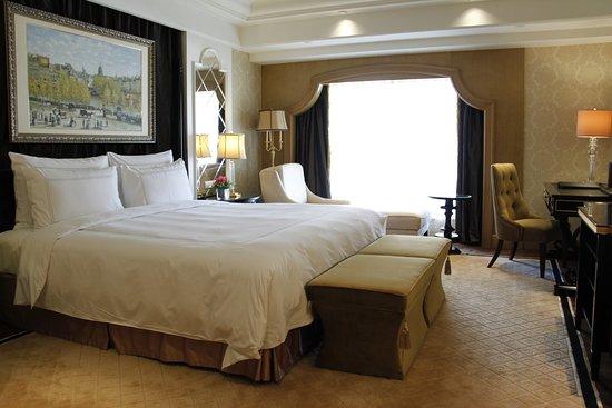 L'Arc Hotel Macau: Duplex Two Bedrooms Villa (King Bed)