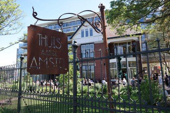 tHuis aan de Amstel, Korte Ouderkerkerdijk 45, 1096 AC Amsterdam