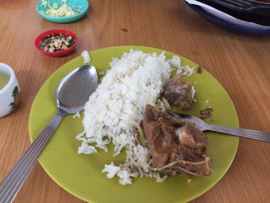Klang, Malaysia: 東南アジアによくある薄いスプーン