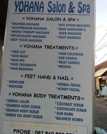 Yohana Salon & spa