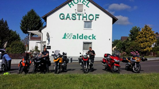 Oberthulba, Deutschland: Hotel-Gasthof Waldeck