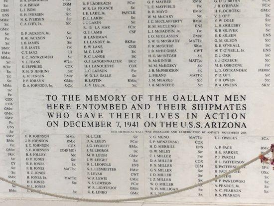 Pearl Harbor: The Memory