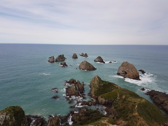 View Nugget Point