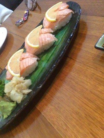 Balnarring, Australia: The amazing food we had at Orita's 2