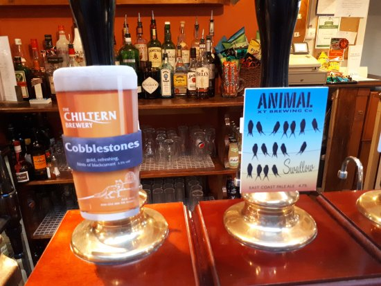 Sydenham, UK: Good beer, dog friendly, nice garden