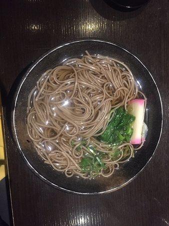 Toki: Ramen and soba plate