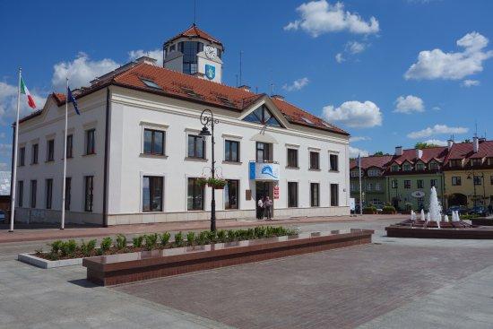 Rynek Miejski w Serocku