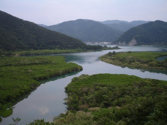 Amami, Japan: 住用川