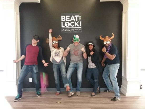 ‪Beat The Lock Escape Rooms‬