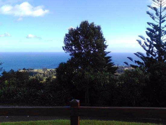 Norfolk Adası, Avustralya: Sunny Mt Pitt