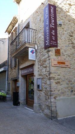 Mirabel-aux-Baronnies, France : Exterieur OT