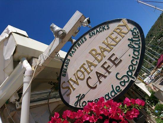 Σύβοτα, Ελλάδα: Sivota Bakery Cafe