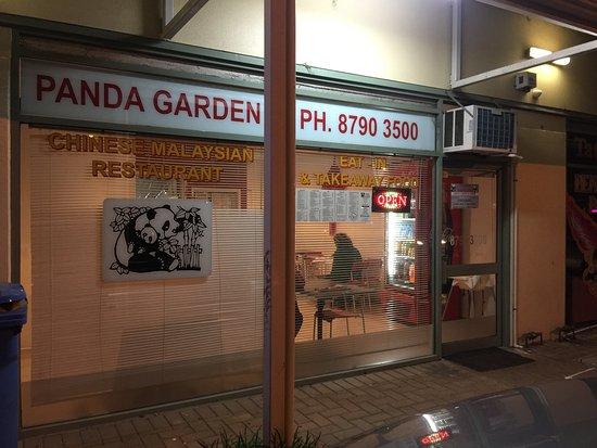 Panda Garden Chinese Malaysian Restaurant Picture Of Panda Garden