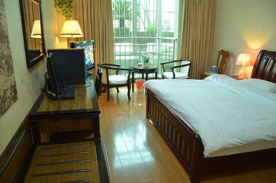 Guilin Oasis Inn : 标准大床房