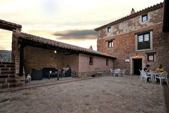 Zona De Terraza Y Jardín Picture Of La Casa Grande De
