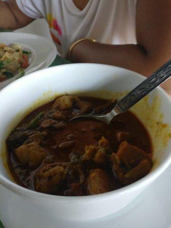 Sherryland: Srilankan pork curry