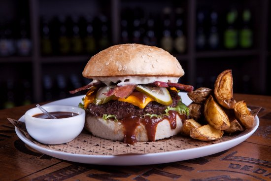 Chapeco, SC: Chacal American Burger