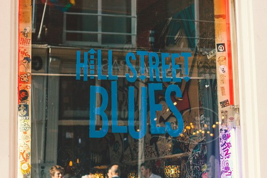 Hill Street Blues Moments - Picture of Cafe Hill Street
