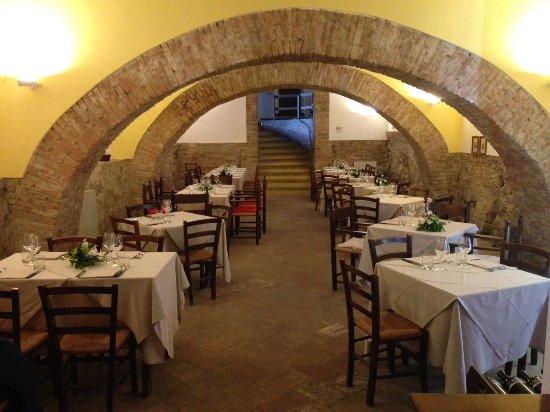 Mantignana di Corciano, Italy: Sala