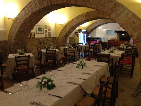 Mantignana di Corciano, Italien: Sala