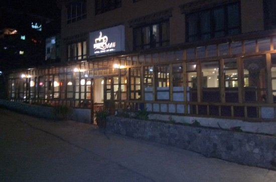Pedling Hotel & Spa: Coffee bar