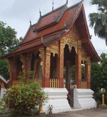 Wat Choumkhong : front