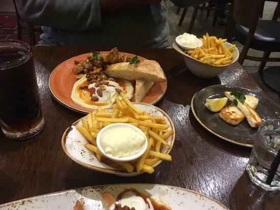Casablanca Cafe: photo2.jpg