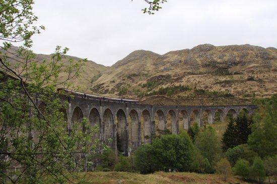 Glenfinnan, UK: The bridge