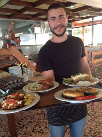 Mirthios, Griechenland: Excellent, friendly service
