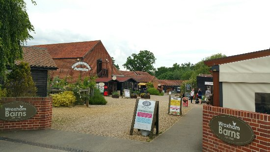 Hoveton, UK: Wroxham Barns