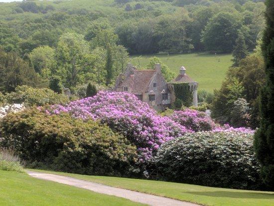 Lamberhurst, UK: gardens