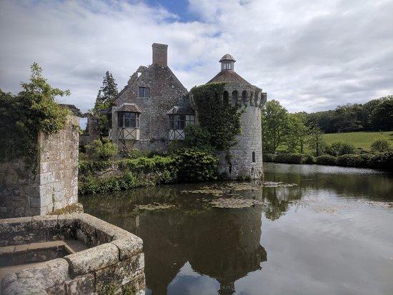 Lamberhurst, UK: old castle