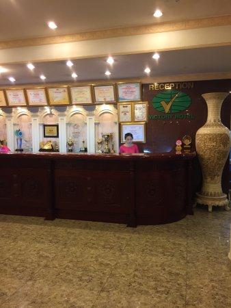 Khách sạn Victory: Victory Hotel