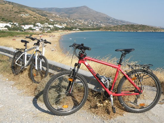 Andros by Bike