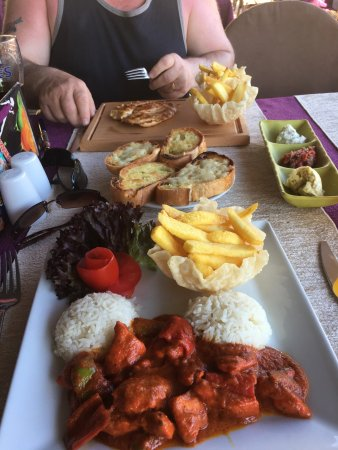 Great British food 👌