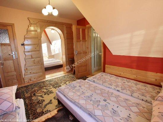 Poronin, Polen: Studio 5-osobowe z balkonem oraz pieknym widokiem na gory