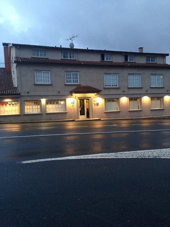 O Pino, Spain: The hotel